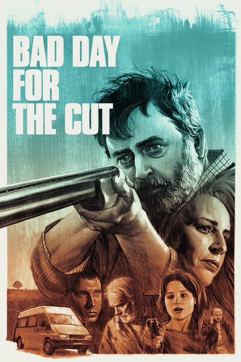 Bad Day for the Cut online film