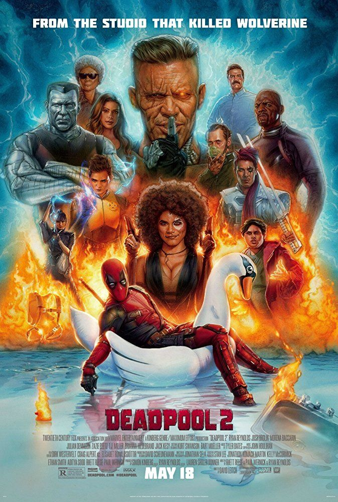 Deadpool 2 online film