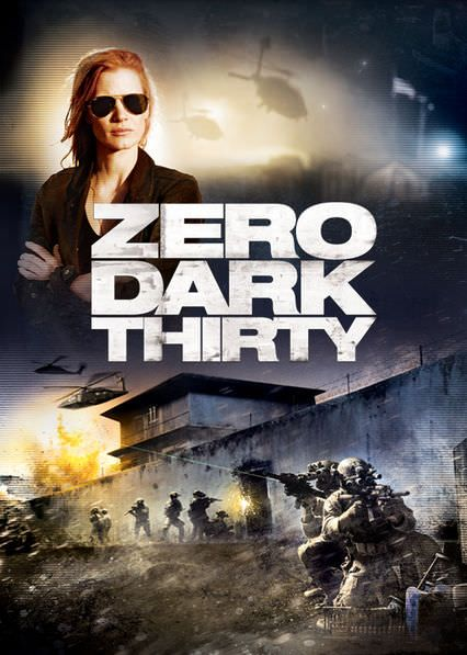 Zero Dark Thirty - A bin Láden-hajsza online film