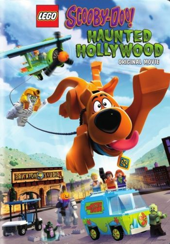 LEGO Scooby-Doo! Lidérces Hollywood online film