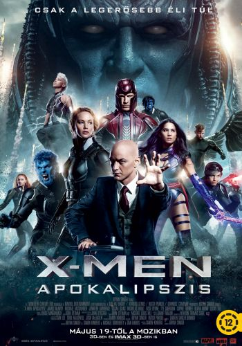 X-Men: Apokalipszis online film