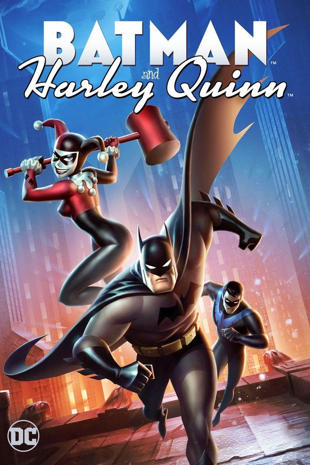 Batman and Harley Quinn online film