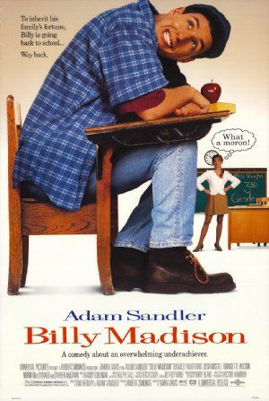 Billy Madison - A dilidiák online film