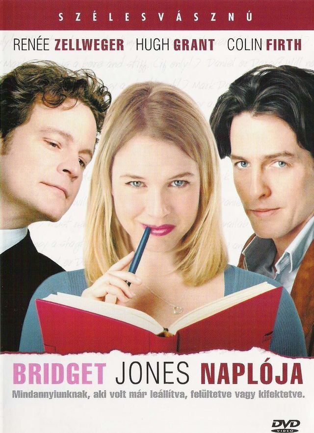 Bridget Jones naplója online film