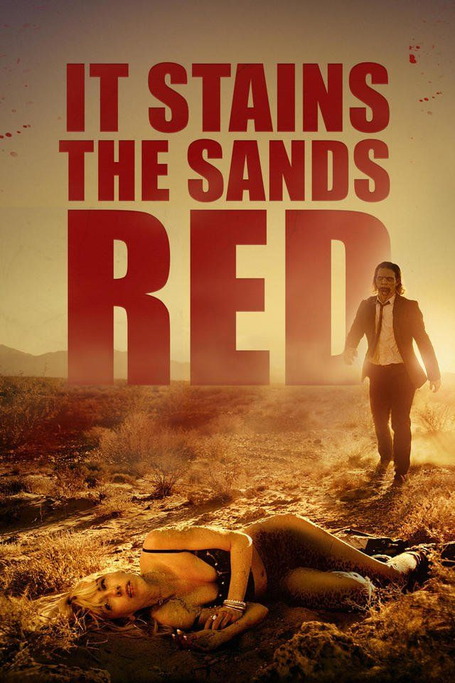 It Stains the Sands Red online film