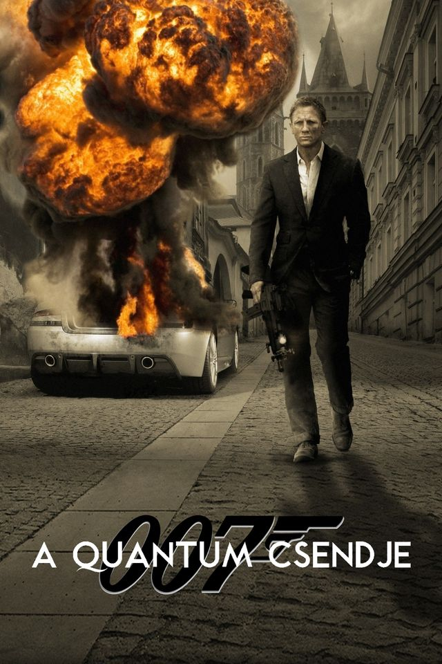 James Bond: A Quantum csendje online film