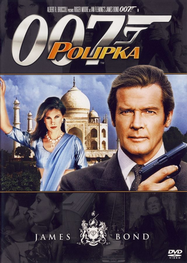 James Bond: Polipka online film