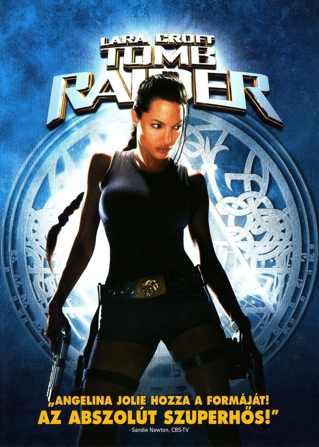 Lara Croft: Tomb Raider online film