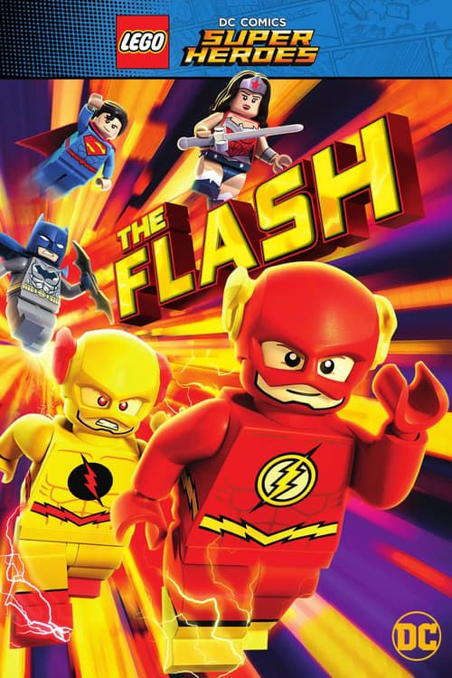 Lego DC Comics Super Heroes: The Flash online film