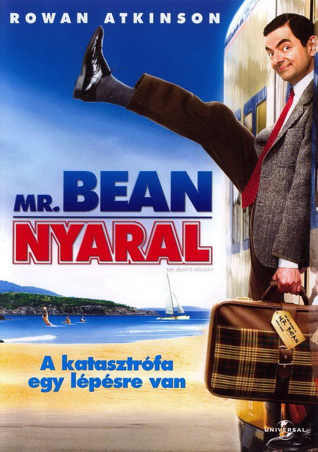 Mr. Bean nyaral online film
