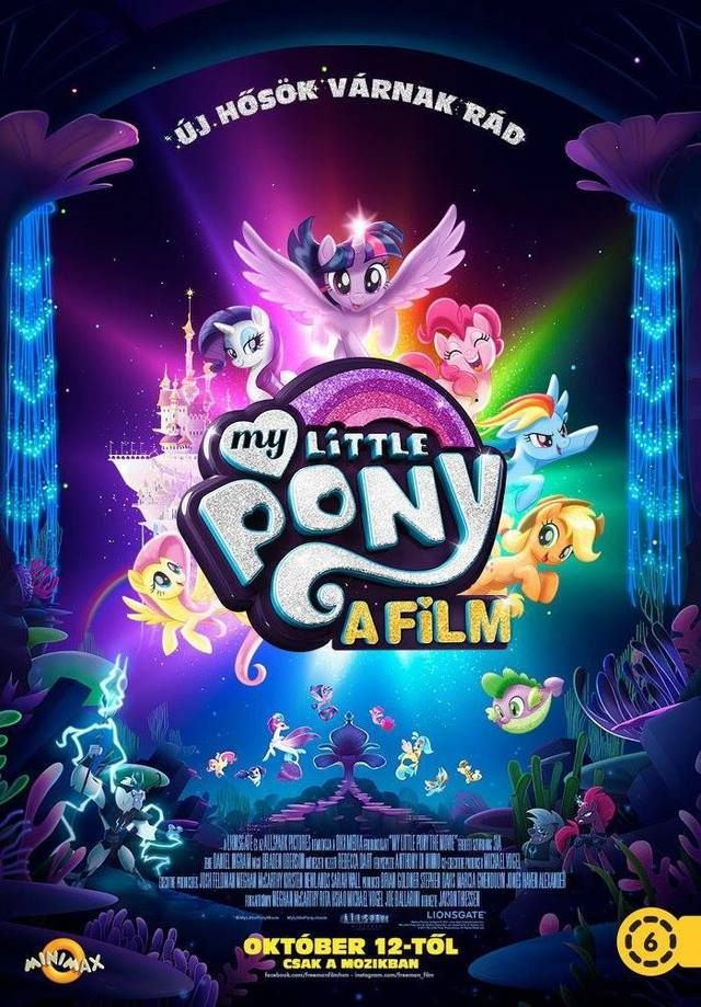 My Little Pony: A film online film