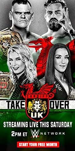 NXT UK TakeOver: Cardiff - 1. évad online film