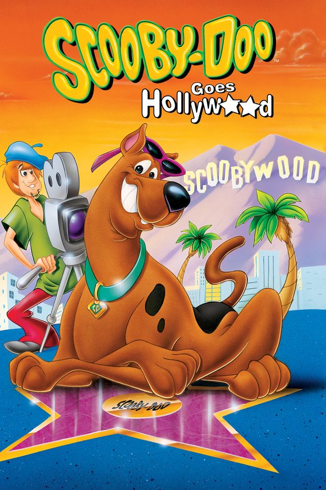 Scooby-Doo Hollywoodba megy online film