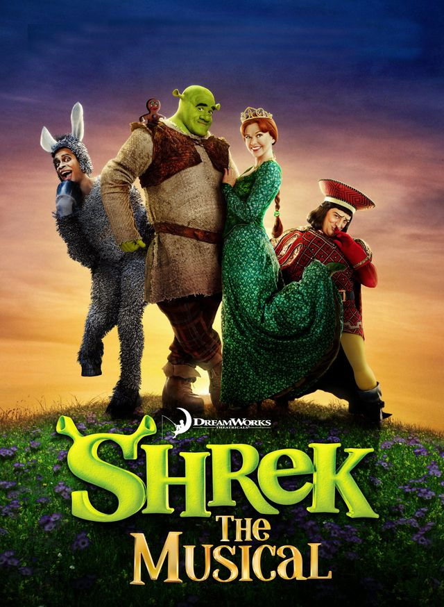 Shrek the Musical online film