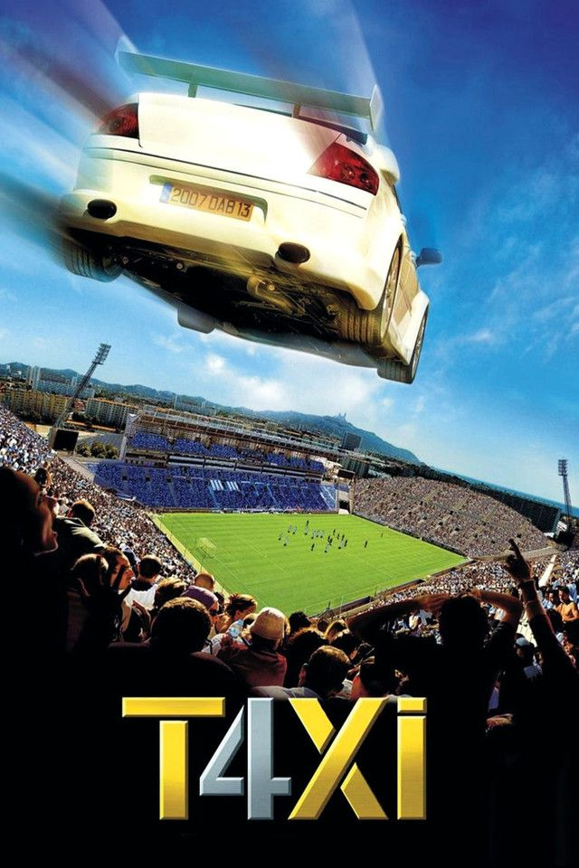 Taxi 4 online film