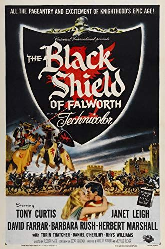 The Black Shield of Falworth online film