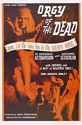 Orgy of the Dead online film