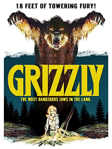 Grizzly, le monstre de la forêt online film