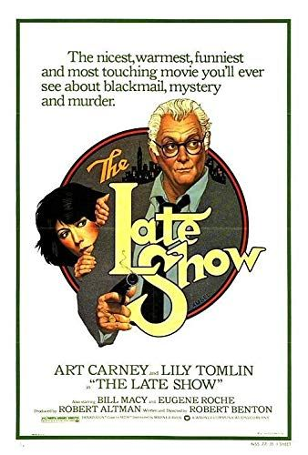 The Late Show online film