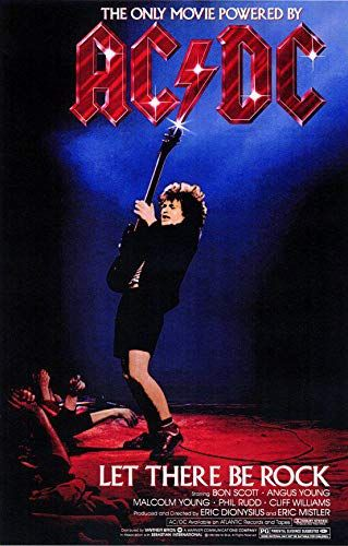 AC/DC: Let There Be Rock online film