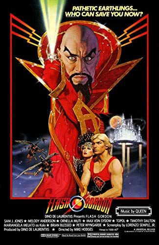 Flash Gordon online film