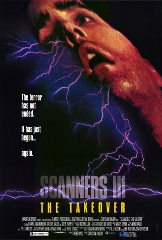 Scanners III: The Takeover online film
