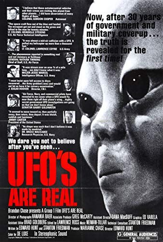UFO's Are Real online film