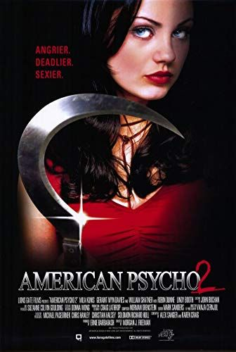 American Psycho II: All American Girl online film