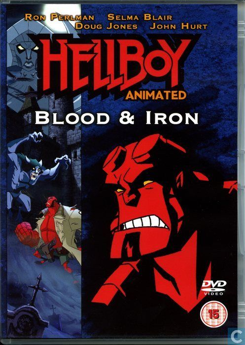 Hellboy Animated: Blood and Iron online film