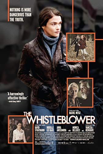 The Whistleblower online film
