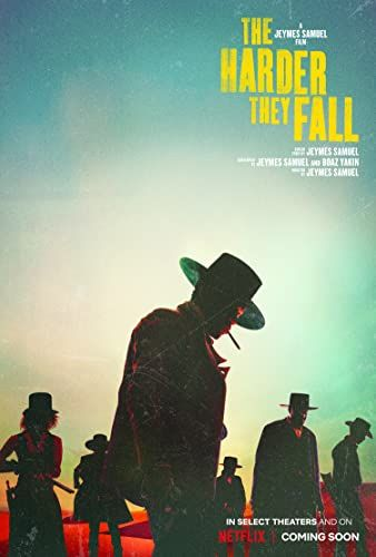 The Harder They Fall online film
