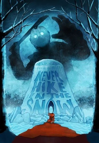 Never Hike in the Snow online film