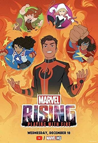 Marvel Rising: Playing with Fire online film