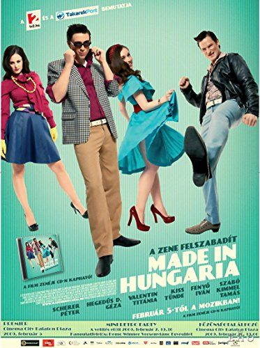 Made in Hungaria online film