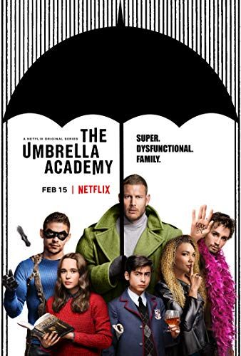 The Umbrella Academy - 1. évadonline film