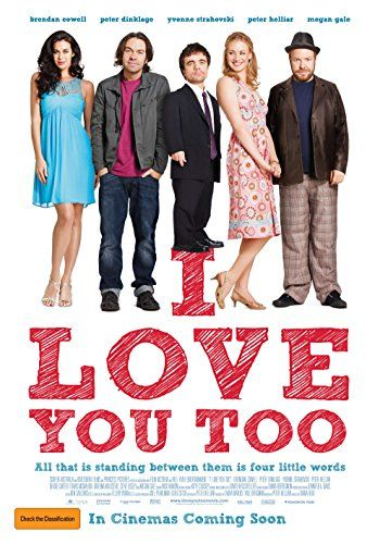 I Love You Too online film
