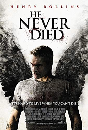 He Never Died online film