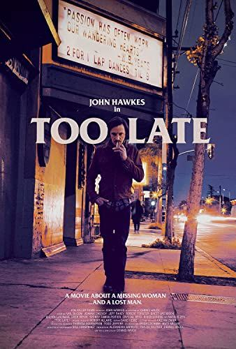 Too Late online film