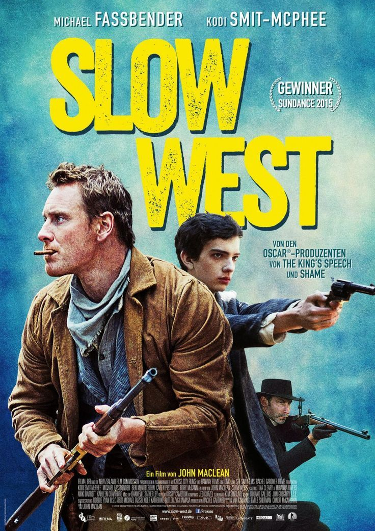 Slow West online film