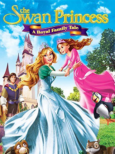 The Swan Princess: A Royal Family Tale online film