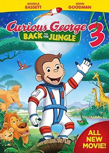 Curious George 3: Back to the Jungle online film