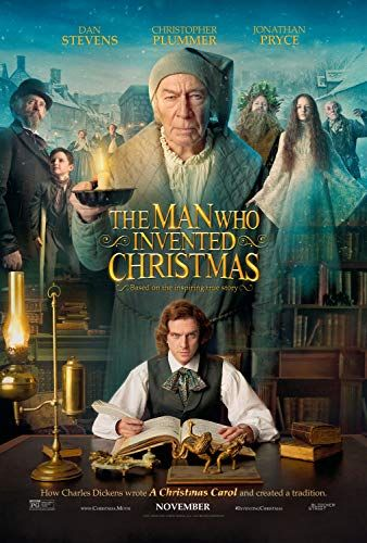 The Man Who Invented Christmas online film