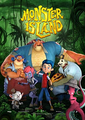 Monster Island online film