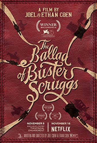 The Ballad of Buster Scruggs online film