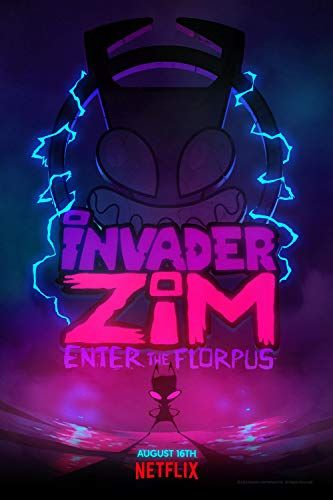 Invader ZIM: Enter the Florpus online film
