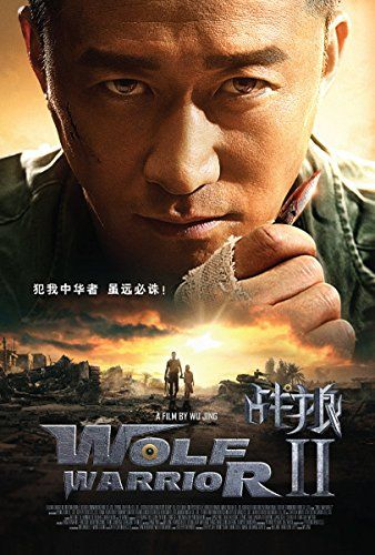 Wolf Warrior 2 online film
