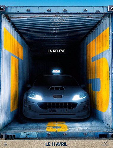 Taxi 5 online film