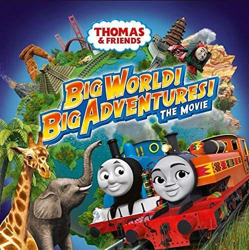 Thomas & Friends: Big World! Big Adventures! The Movie online film
