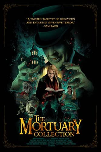 The Mortuary Collection online film
