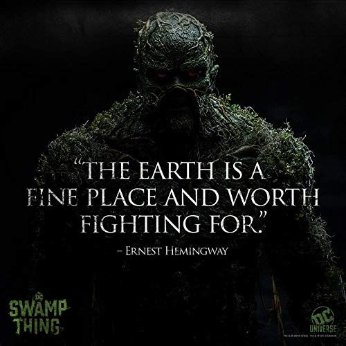 Swamp Thing - 1. évad online film
